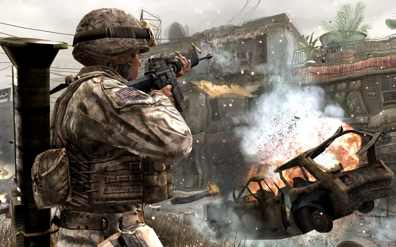 Activation is considering making Call of Duty Remasters.