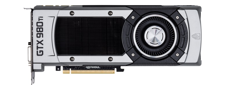Reference GTX 980Ti reduced to £509.99 to combat the R9 Fury X