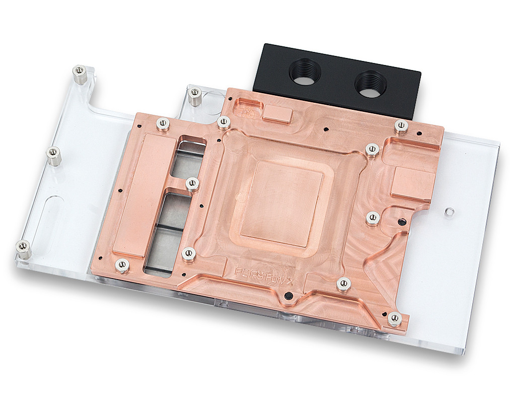 EK Announce availability of their R9 Fury X Water BLock