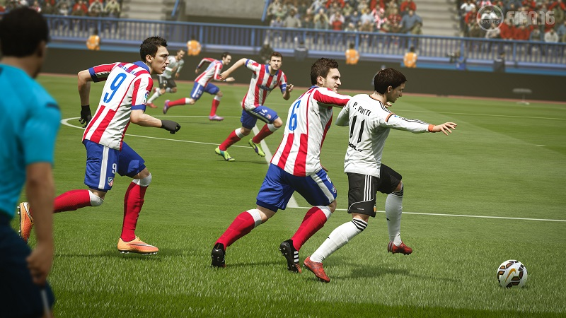 FIFA 16 system requirements unveiled