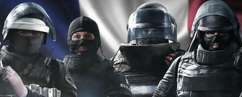 Rainbow Six Siege trailer showcases French GIGN unit