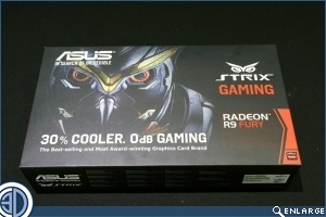 ASUS R9 Fury DC3 Review