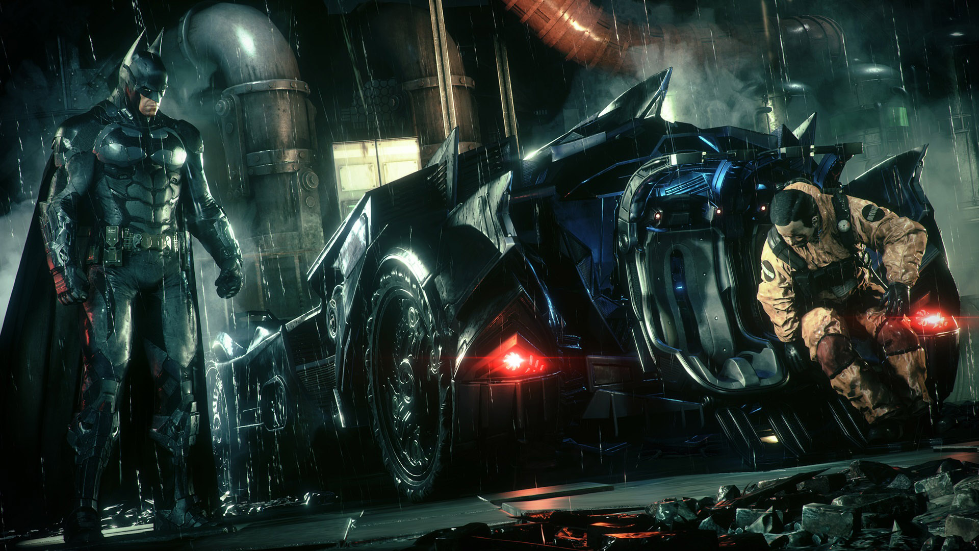Nvidia is Helping Warner Bros to Fix Arkham Knight's PC version