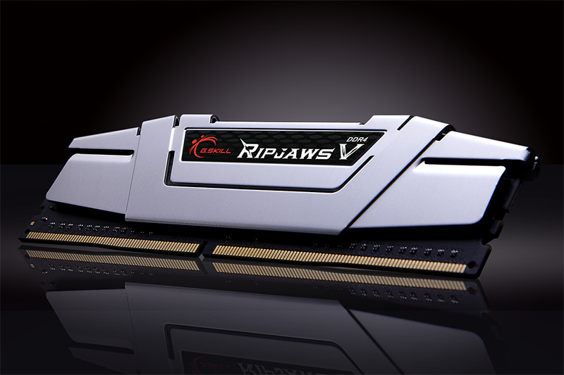G.Skill Releases Trident Z and Ripjaws V Series DDR4 Memory
