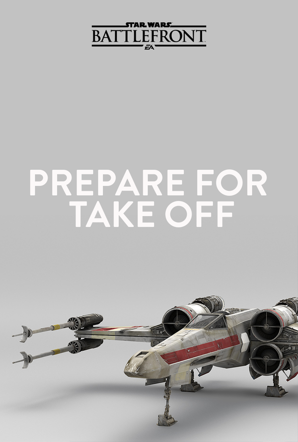 EA Teases Dogfight mode in Star Wars Battlefront