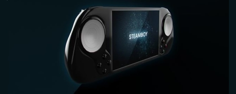 Smach Zero, the Steam Handheld Console