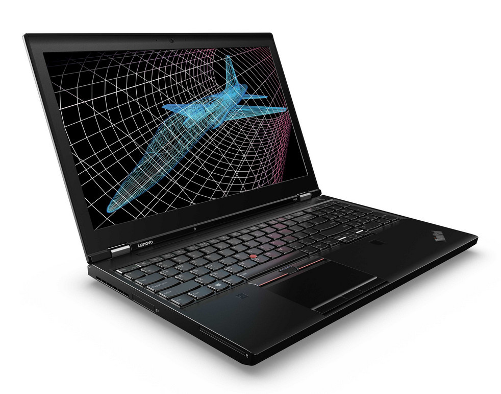 Lenovo Announces the ThinkPad P50 and P70 Mobile Xeon Workstations