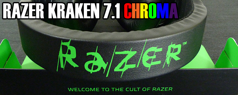 Razer Kraken 7.1 Chroma PC/PS4 Headset Review