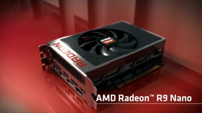 AMD Fury Nano reportedly coming on August 27th