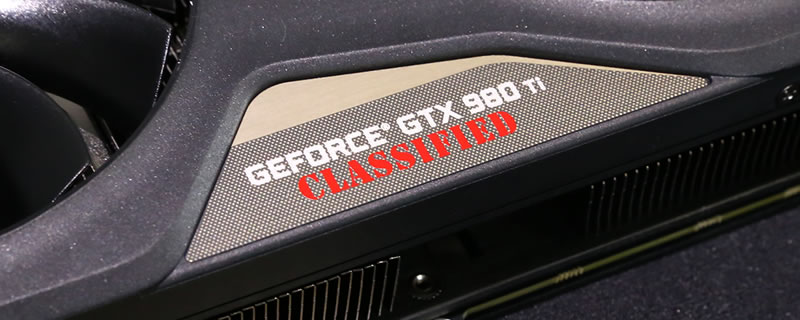 EVGA GTX 980Ti Classified - RushKit