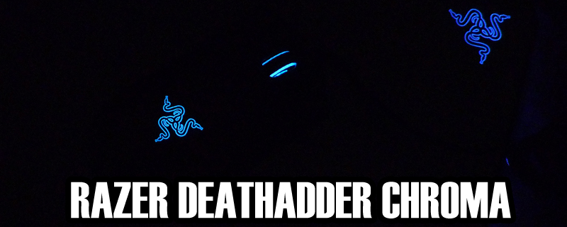 Razer Deathadder Chroma 10000DPI Gaming Mouse Review