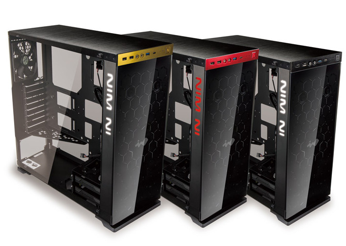 In Win Announces its 805 ATX PC Chassis