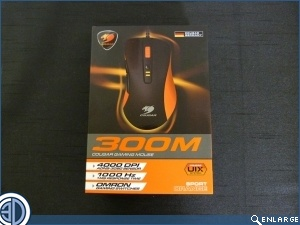 Cougar 300M Gaming Mouse Review