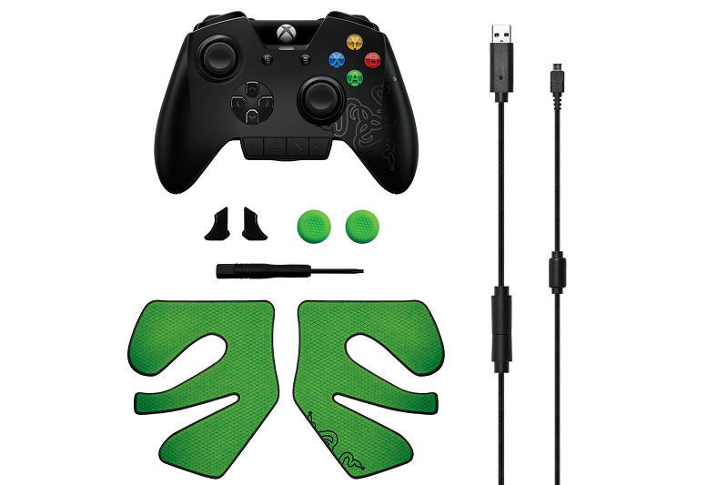 Razer Announces Wildcat Tournament Grade Controller