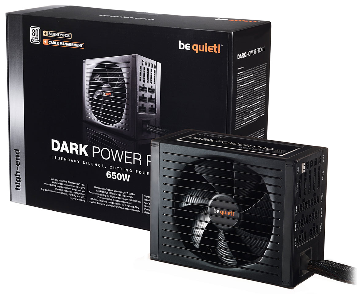 Be quiet! Extends Dark Power Pro 11 Series with Three Models