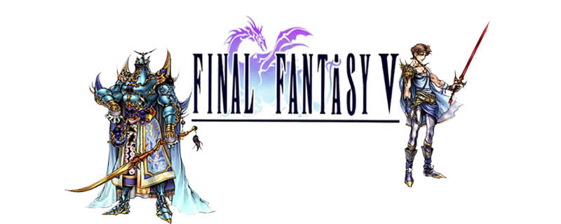 Final Fantasy V is coming to Steam later this month