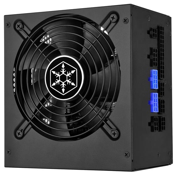 The World's smallest 80 PLUS Platinum, full-modular ATX PSU