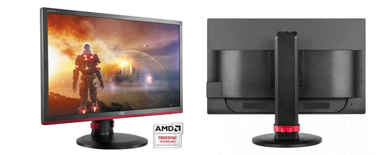 AOC launched sub 200 pound 144Hz FreeSync monitor
