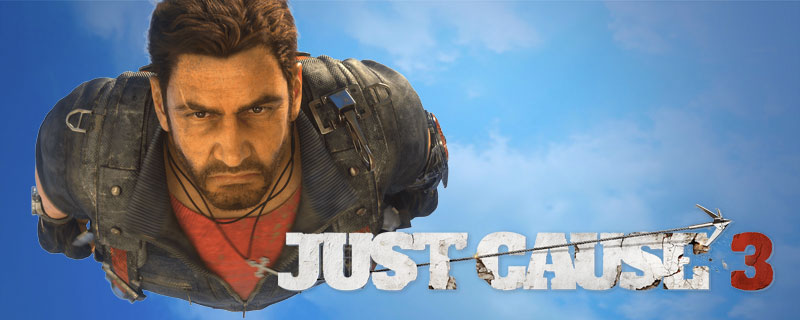 Just Cause 3 - TGS 2015 Gameplay Trailer