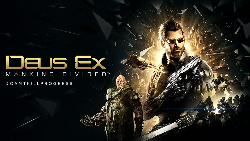 Deus Ex: Mankind Divided will launch with DX12