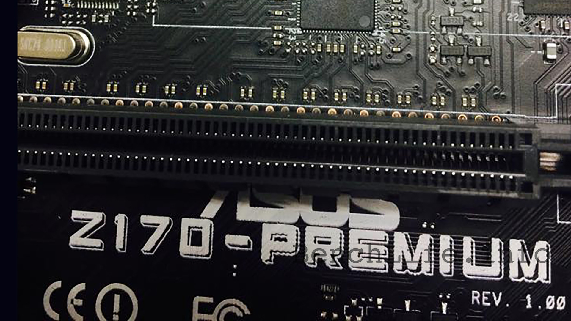 ASUS Z170-Premium to contain Thunderbolt 3 and a U.2 port