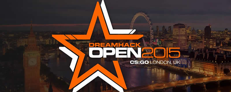 OC3D @ Dreamhack London 2015 with Intel