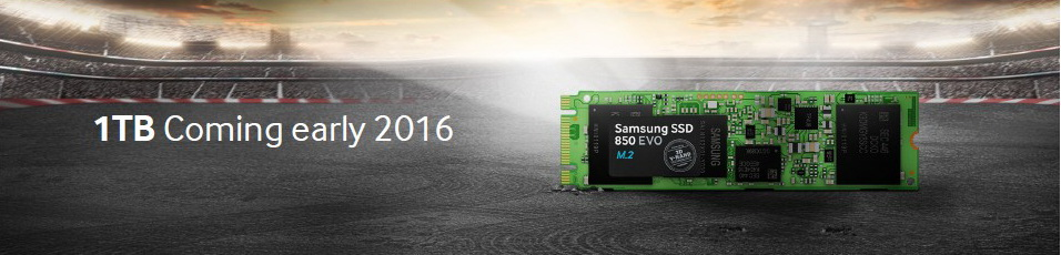 Samsung to release 4TB SSDs in Early 2016
