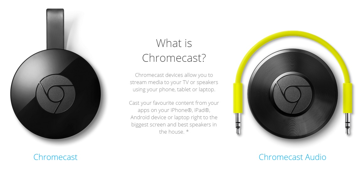 Google has announced new phones, tablet and Chromecast