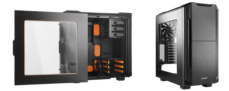 Be Quiet! Announces Silent Base 600 Case Series