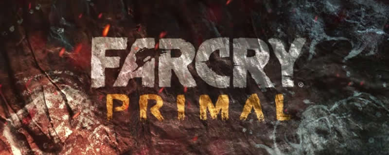 Far Cry Primal has been announced