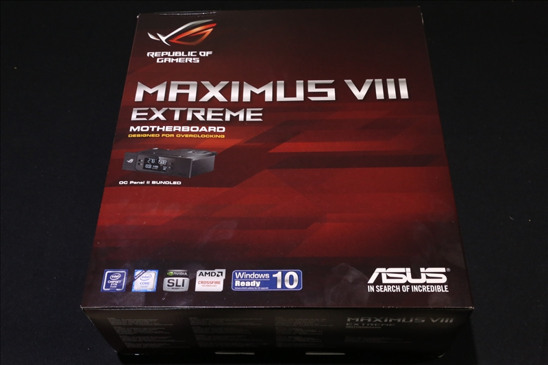 ASUS Z170 Maximus VIII Extreme - First Look
