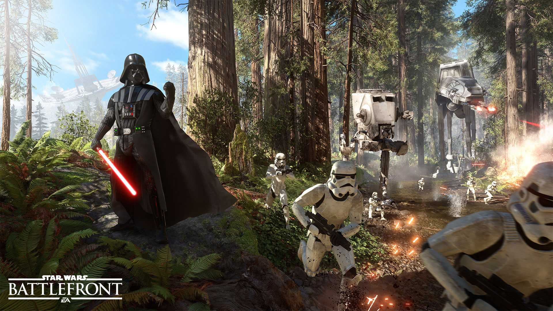 DICE details three new Star Wars: Battlefront game modes