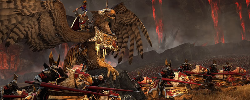 Total War: WARHAMMER release date announced