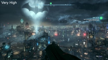 Batman: Arkham Knight AMD vs Nvidia Performance Review