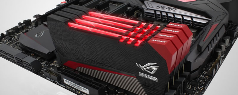 AVEXIR ROG IMPACT & TESLA Series DDR4 is now available in the UK