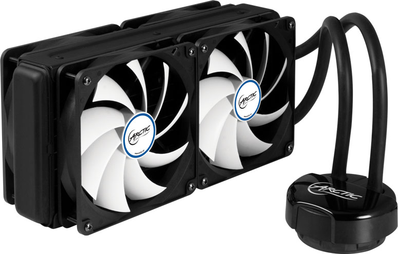 Arctic enters the AIO market with Liquid Freezer Line of CPU Coolers