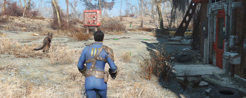 SSDs boost Fallout 4 performance on the Xbox One