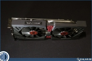 ASUS Strix R9 380X Review