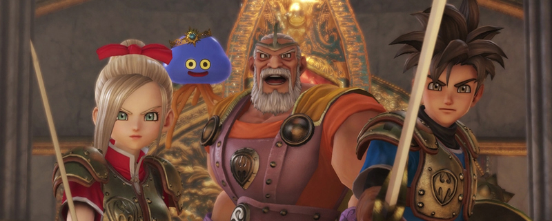 Dragon Quest Heroes is coming to Steam