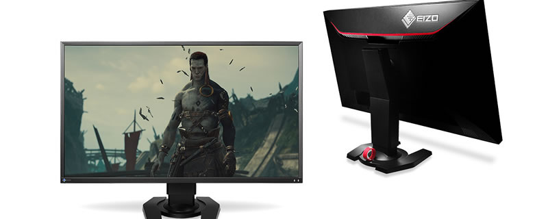 EIZO FORIS FS2735 FreeSync Monitor has two FreeSync Ranges