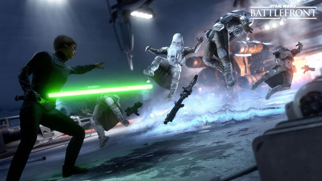 Star Wars Battlefront's PS4 player base is bigger than the Xbox One and PC combined