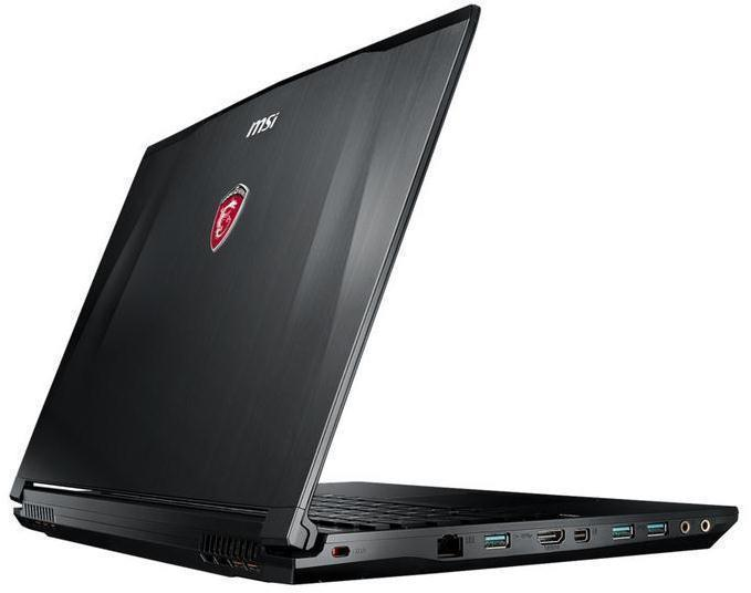MSI Notebooks Black Friday Deals