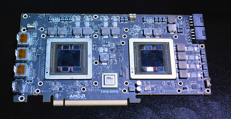 AMD R9 Fury X2 launching in December