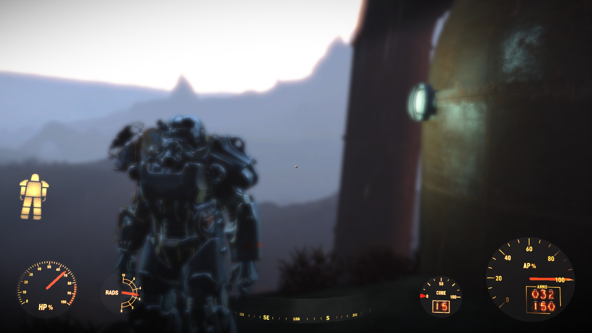 Underwater structures found in Fallout 4