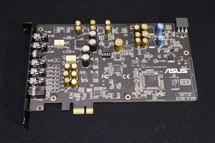 ASUS Strix Soundcard Range Overview