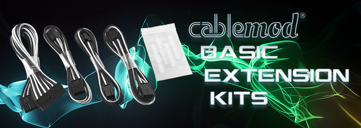 CableMod Basic Cable Extension Kits
