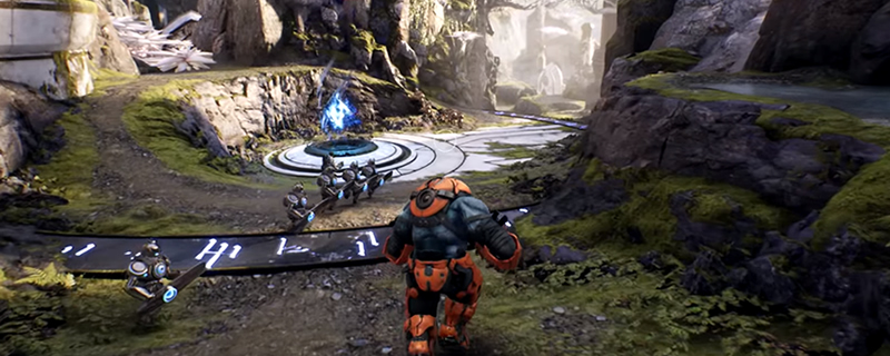 Paragon - Epic Games' 3rd Person MOBA