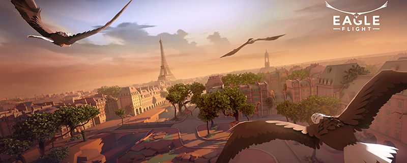 Ubisoft Reveals their VR Exclusive Game Eagle Flight