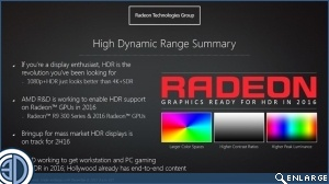 AMD FreeSync through HDMI and HDR Support