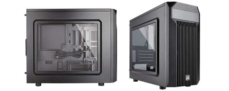 Carbide Series SPEC-M2 MicroATX Gaming Case